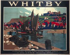 Whitby LNER on VintageRailPosters.co.uk Prints