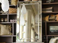 Jockimo antique mirror.