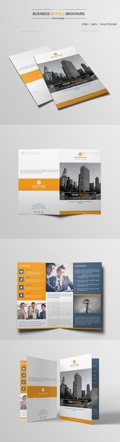 Corporate Brochure Corporate brochure, Brochures and Brochure - company brochure templates