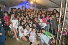 Ultimos dias del Campamento Anual 2014 en   Lago Moreno - Bariloche -