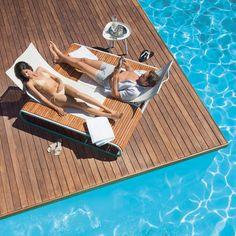 Super Schöne Lounge Möbel! Designermöbel Von EgoParis Für Eine Traumhafte  Atmosphäre Im Garten