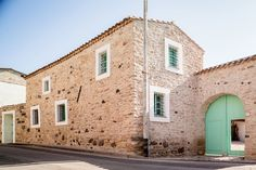 Biblioteca e Centro Culturale Predi Antiogu, Masullas, 2016 - francesco deriu