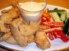 Chicken Nuggets à la LCHF | lchf & naturlig mat