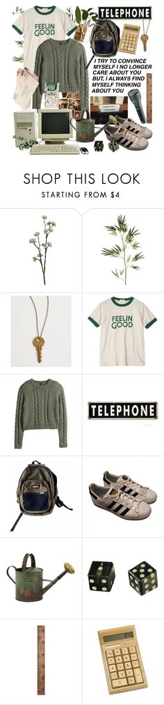 """Gabe"" by cecilpalmer ❤ liked on Polyvore featuring Wyld Home, Pier 1 Imports, The Giving Keys, INC International Concepts, StyleNanda, H&M, adidas, WALL, men's fashion and menswear"