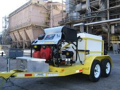 Tips To Use Pressure Washer In Industrial And Commercial Usage