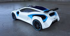 Ford WRC Concept RS160 on Behance