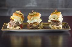 The gloomy fall days that Mother Nature has been serving up lately make staying in bed on weekend mornings seem like a viable prospect. These seven restaurants are providing that much-needed motivation to fight the urge to hibernate with newly launched brunch service. If the hearty fare and ample drinks make you want to take a nap after, well, we won't judge.