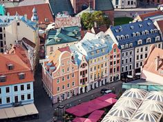 Riga, Letonia