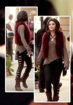 Dixieplumpixie: How to dress like Aria Montgomery (Pretty Little Liars) - buy this #dress with http://dressapp.tv