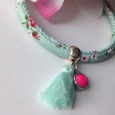 """Pastel Bracelet""  www.worldofsanshine.nl"