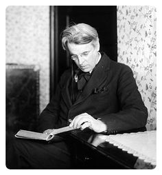 William Butler Yeats reads