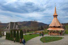 Bârsana (Maramures County) - The Orthodox Monastery Monastery Icons, Romania, Gazebo, Outdoor Structures, Kiosk, Pavilion