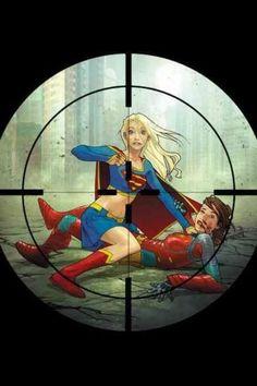 DC Comics Supergirl: Friends & Fugitives