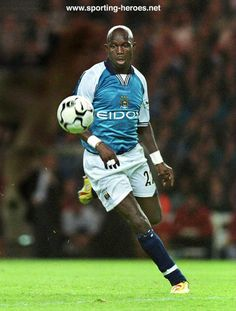 George WEAH Manchester City