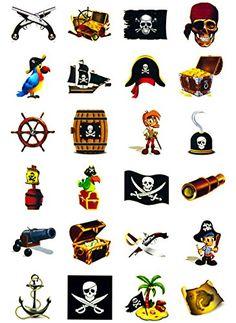 Piraten Tattoo Set 24 Kindertattoos - verschiedene Piraten Motive Kinder Spielen Oblique-Unique http://www.amazon.de/dp/B00OK4NL2G/ref=cm_sw_r_pi_dp_vxnyub0Q1FRYW