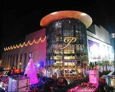 Siam Paragon, Bangkok. Major bargains to be had - especially during the Kings birthday celebration. Love this place!