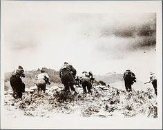 Spain - 1936. - GC - Contraataque republicano antes de la caída de Irún