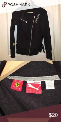 Puma Ferrari jacket Size small, Puma Ferrari Jacket, only worn once. Puma Jackets & Coats