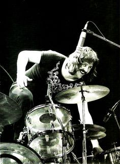 """John """"Bonzo"""" Bonham Led Zeppelin"""