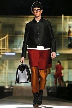 #Menswear #Trends Dsquared2 Menswear Fall Winter 2014 Otoño Invierno #Trends  Zippertravel.com Digital Edition