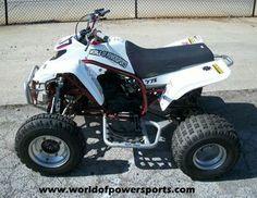2004 Yamaha BLASTER 200, LOADED WITH OPTIONS,VERY FAST! #ATV
