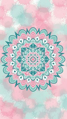 Simple mandala designs are used in many life areas. It is assumed that the design of the mandala is visually attractive enough to absorb the mind in such a way that annoying thoughts go away. Mandala Art, Mandala Design, Mandala T Shirt, Mandala Drawing, Mandala Wallpaper, Cute Wallpaper Backgrounds, Flower Wallpaper, Pattern Wallpaper, Cute Wallpapers
