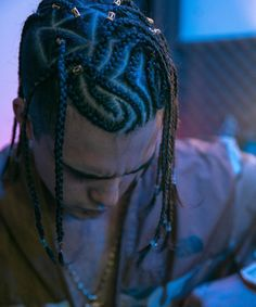 Dreadlocks, Hair Styles, Beauty, Beleza, Dreads, Hair Looks, Cosmetology, Hair Cuts, Hairdos