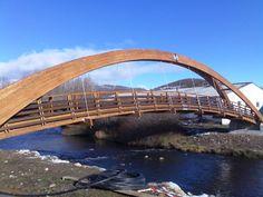Pedestrian Bridge, Covered Bridges, Villa, Castle, Gardens, Interiors, Decoration, Design, Bridges