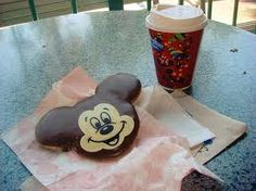 The best cookie in Disneyland!