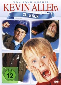 Kevin allein zu Haus  1990 USA      Jetzt bei Amazon Kaufen Jetzt als Blu-ray oder DVD bei Amazon.de bestellen  IMDB Rating 7,3 (154.657)  Darsteller: Macaulay Culkin, Joe Pesci, Daniel Stern, John Heard, Roberts Blossom,  Genre: Adventure, Comedy, Family,  FSK: 12