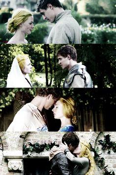 """""""Thank you lovely Elizabeth, for waiting under that oak tree"""" - King Edward"""