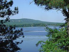 Lake Wausau in Wisconsin