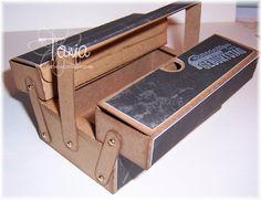 Werkzeugkasten - mit freier pdf-Anleitung sowie Studio-Datei für die Cameo