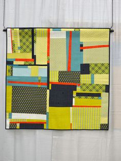 Sherri Lynn Wood ~ modern quilts, craft therapy, art and social practice