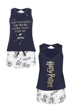 Primark - Navy Harry Potter Pyjama Set On my way lol hp for xmas Harry Potter Comics, Funny Harry Potter Shirts, Objet Harry Potter, Harry Potter Merchandise, Harry Potter Style, Harry Potter Room, Harry Potter Outfits, Harry Potter Gifts, Harry Potter Products