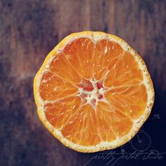 Still Life Photograph,  Orange , Fruit, Juicy, Vintage Tone, Kitchen Art, Home Decor . 5x5 Print
