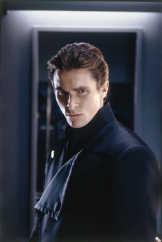 Christian Bale as John Preston in Equilibrium - one of my favorite sci fi/dystopian films