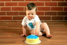I'm in two minds about using sugar in a cake made specifically for a baby. On the one hand, it's their birthday, and the only time they have cake, so a little bit of sugar isn't going to do any harm. But on the other hand, they're a baby, they don't need, want or crave...Read More »