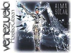 """El vestido inspirado en la obra """"Abra Solar"""" de Alejandro Otero que lució la representante venezolana para el Miss Universo.."""