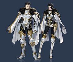 Aion 4.9 concept armor