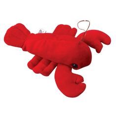 Lobster Stuffed Animal at theBIGzoo