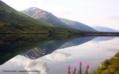 Uno sfondo alla settimana - Yukon's Lake