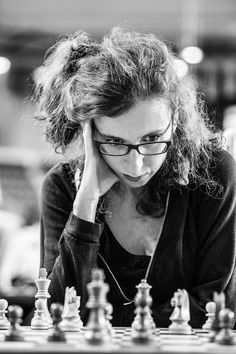 This game is from round 11 of the 2018 Batumi Chess Olympiad. It features Lisandra Teresa Ordaz Valdes with White against Marie Sebag Lo. Chess, Posts, Blog, Feminine, Gamer Girls, Woman, Gingham, Messages, Blogging
