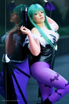 Morrigan Aensland 2 by mariedoll.deviantart.com on @deviantART