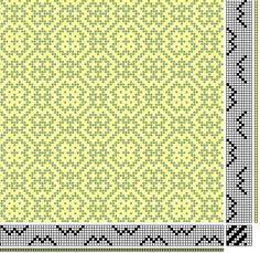 8 shaft weaving pattern - Google Search