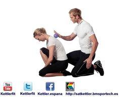 Massage baelle - Kettler es una empresa alemana dedicada a la fabricación de máquinas de fitness.  http://satkettler.bmsportech.es
