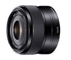 ≥ Sony SEL 35mm F/1.8 NEX - Fotografie | Lenzen en Objectieven - Marktplaats.nl