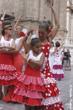 flamencas para la feria close up - Buscar con Google