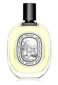 Eau Duelle by Diptyque. A gin and tonic sort of vanilla, complex but easy to wear. Smoky vanilla with spices but never sufficating.