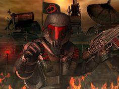 Militants [Command & Conquer]